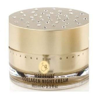 Elizabeth Grant Collagen Night Cream - 100ml