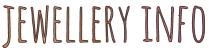 jewellery info graphic june 15 © cinnamon jewellery