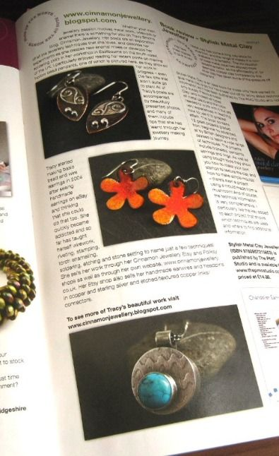 beads & beyond magazine feature