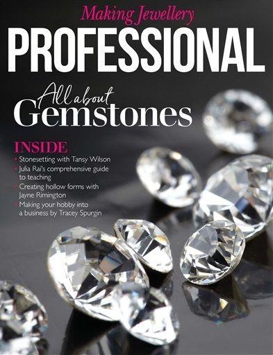 making jewellery magazine feature