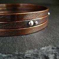 <!-- 0006 -->Copper Bangles