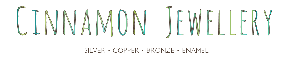 Cinnamon Jewellery, site logo.
