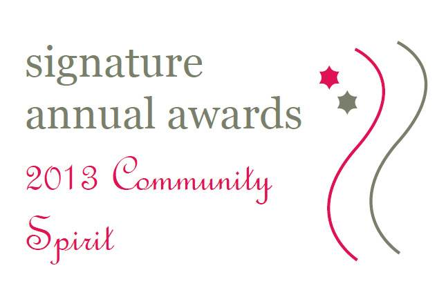 signature award logo