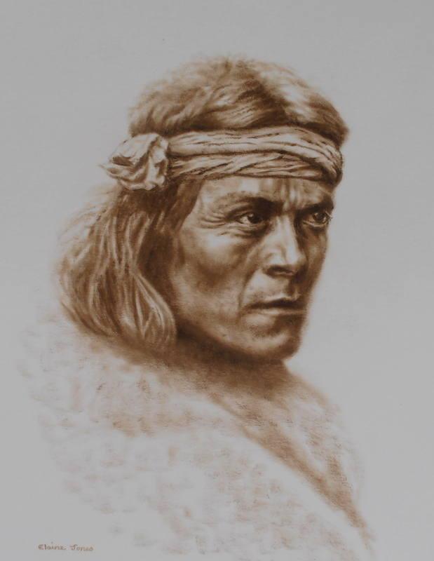 Zuni Portrait