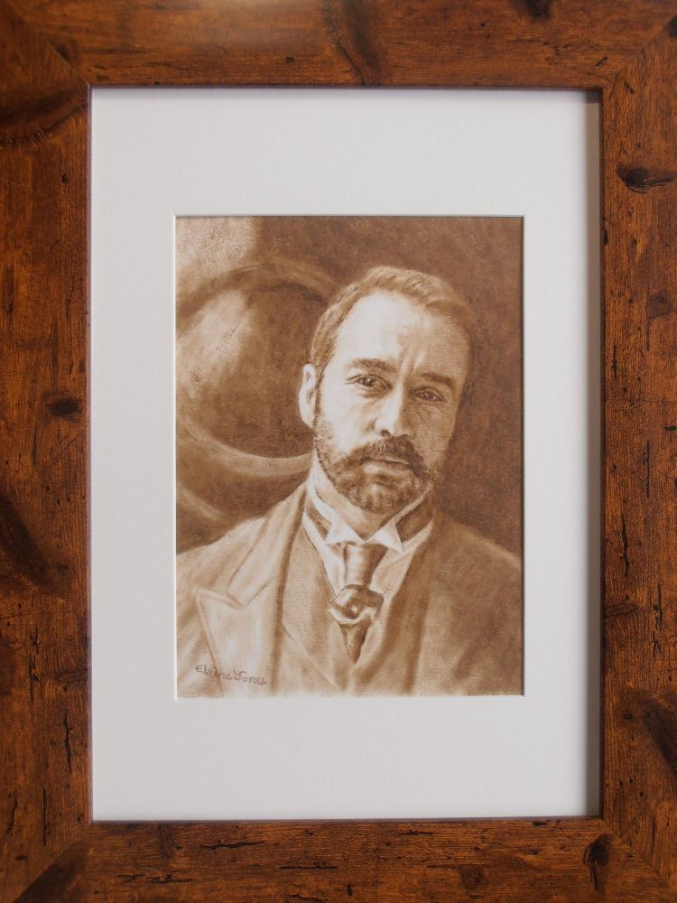 (P101) Jeremy Piven as Mr Selfridge