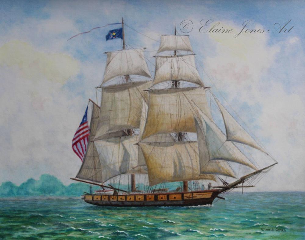 USS Niagara watermarked