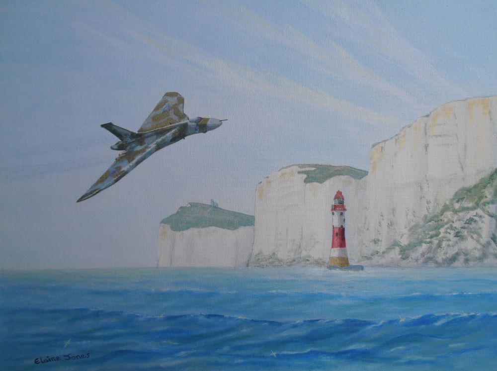 (A112C) Wings, Waves and White Cliffs