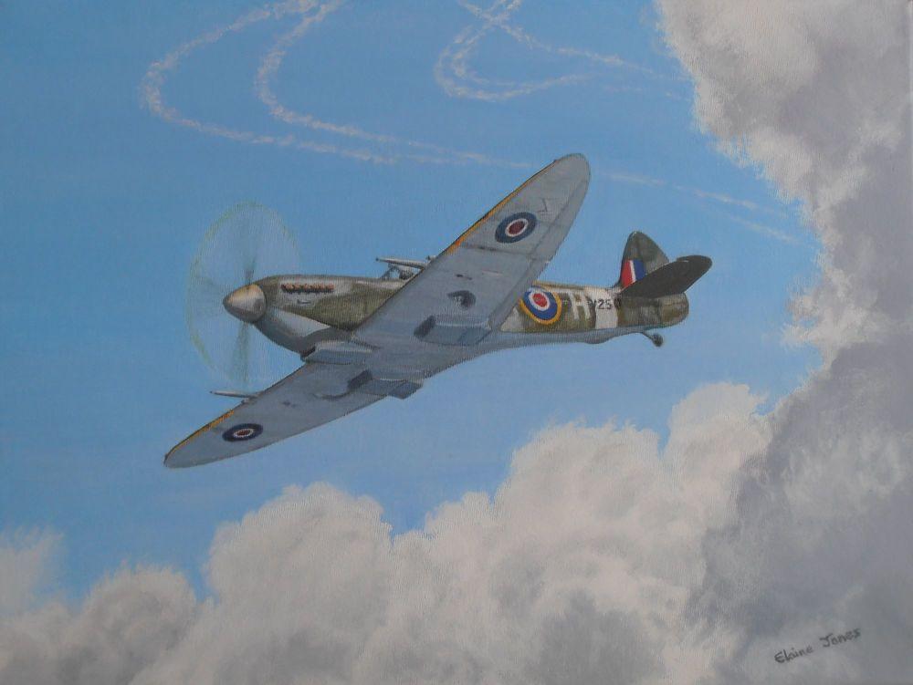 (A111C)  Spitfire SOLD