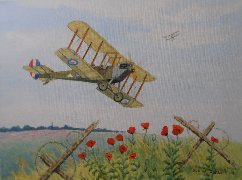 (A104C)  Remembrance  SOLD