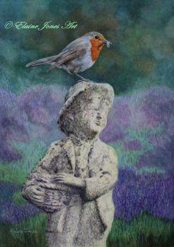 (B130A)  My Friend Robin