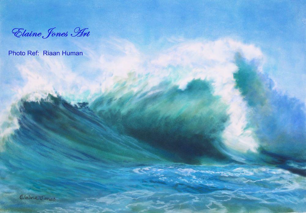 (L108B)  Ocean Wave