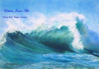 (L108B)  Surf Symphony