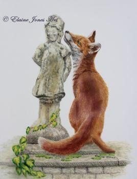 (M107A)  Foxy Lady