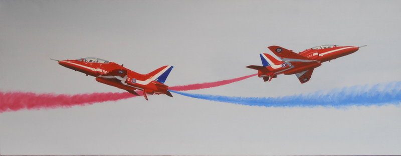 Red Arrows progress 2