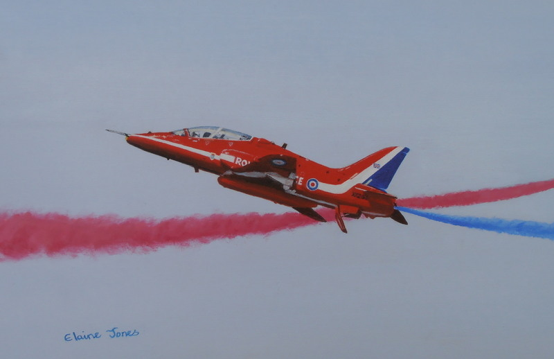 Red Arrow - One of a Pair