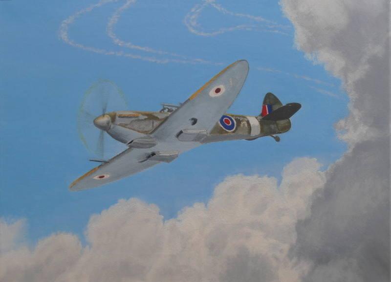 Spitfire progress 2