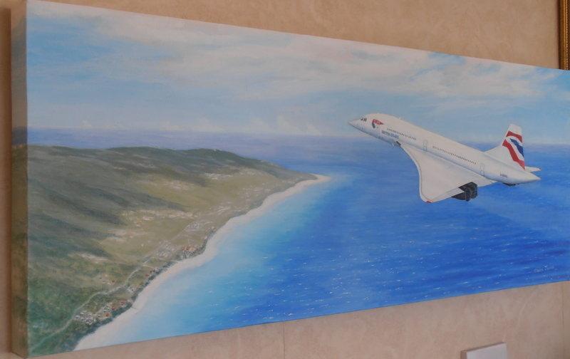 Concorde in situ