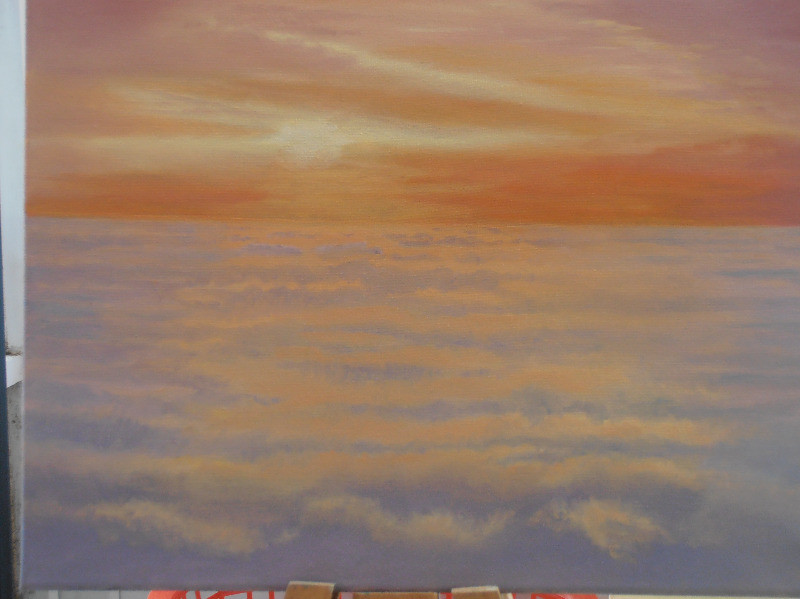 sunset progress 2