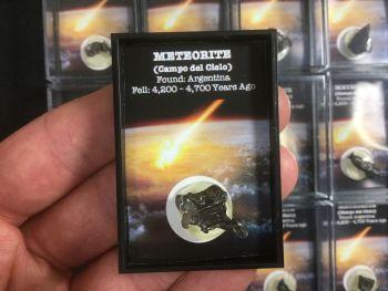 Campo del Cielo Meteorite (regular)