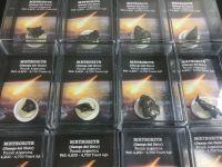 10 Campo del Cielo Meteorites (8-10mm)