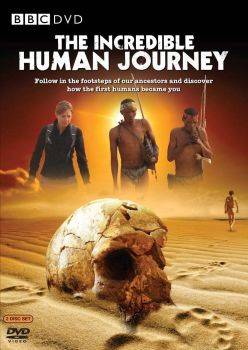 The Incredible Human Journey, Alice Roberts (DVD)