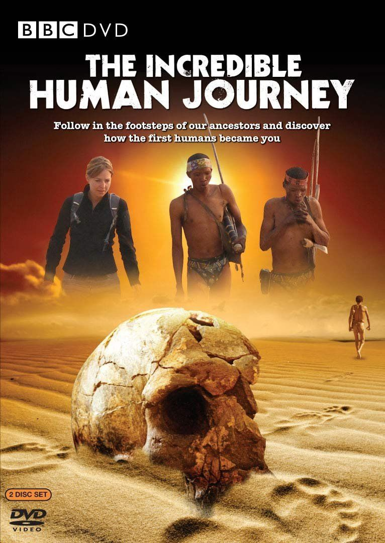The Incredible Human Jouney, Alice Roberts (DVD)