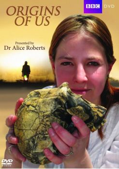 Origins of Us, Alice Roberts (DVD)