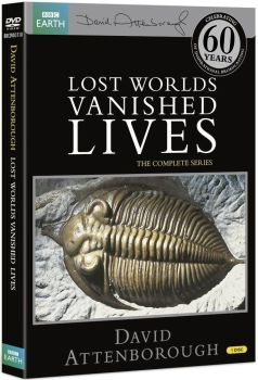 Lost Worlds, Vanished Lives, David Attenborough (DVD)