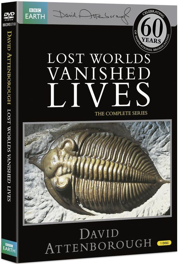 Lost Worlds, Vanished Lives, David Attenborough (DVD)