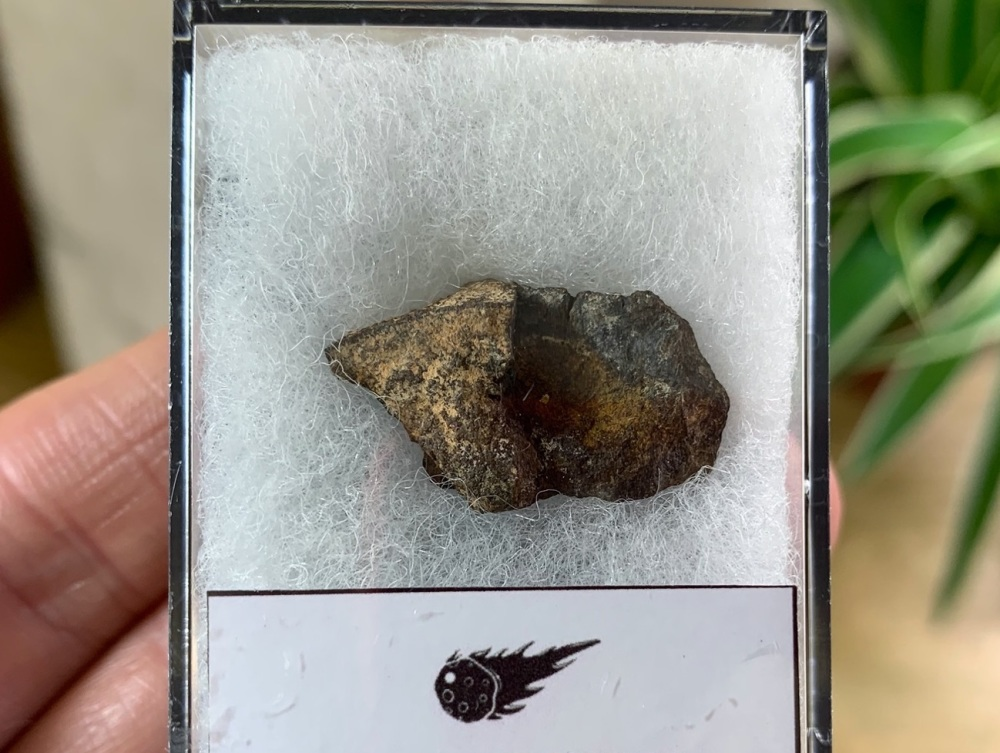 Unclassified NWA Meteorite #07