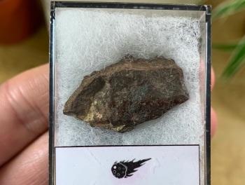 Unclassified NWA Meteorite #17