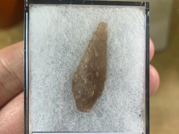 Neolithic Arrowhead, Sahara (7,000 BP) #03