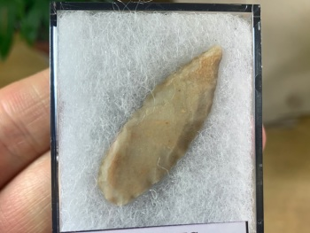 Neolithic Arrowhead, Sahara (7,000 BP) #05