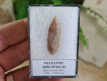 Neolithic Arrowhead, Sahara (7,000 BP) #11