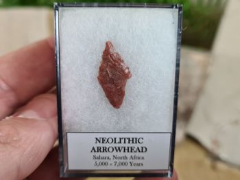 Neolithic Arrowhead, Sahara (7,000 BP) #14