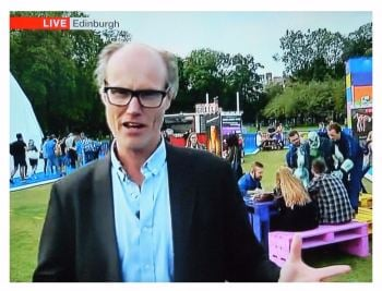 will gompertz talks mental health at the edinburgh festival