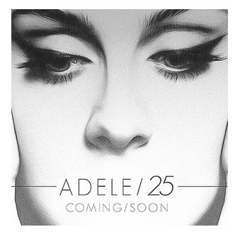adele album 25 out soon