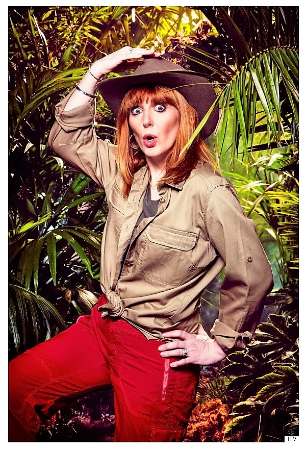 yvette fielding hypnosis for im a celebrity