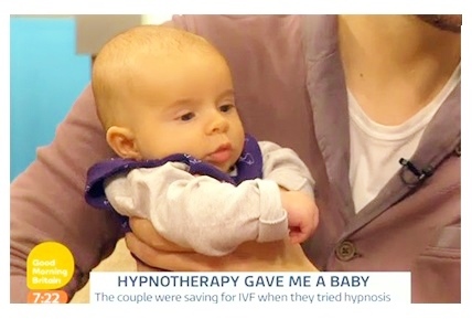hypnotherapy for conception and fertility