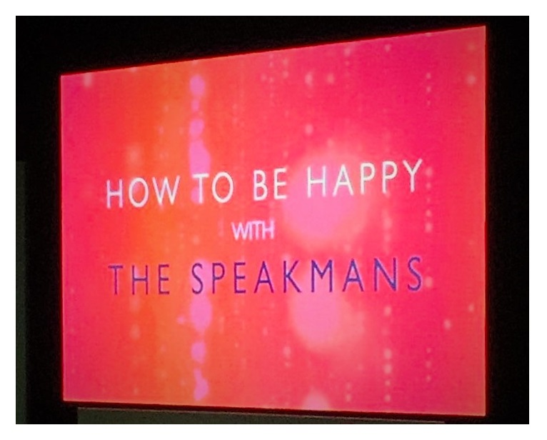 how to be happy speakmans review the set