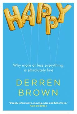 Happy Derren Brown Cover