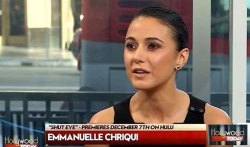 Emmanuella Chriqui uses Hypnotherapy in Shut Eye