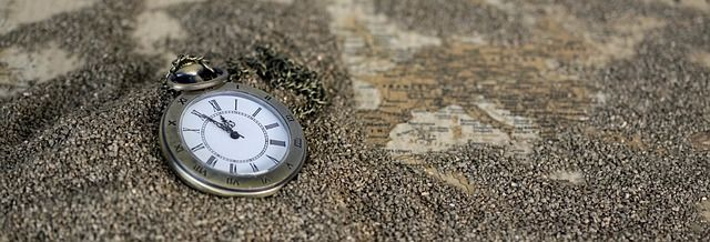 Pocket Watch RF