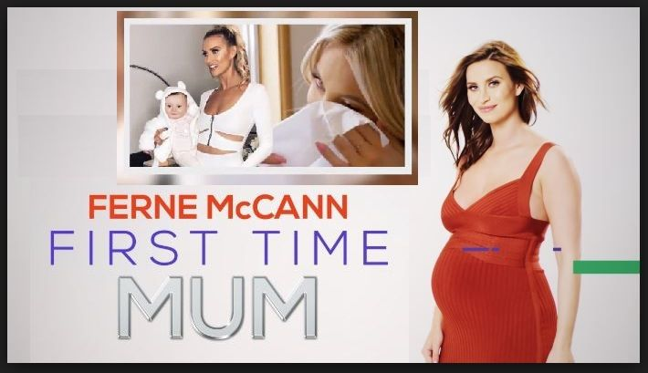 Ferne Mccann First Time Mum Hypnotherapy