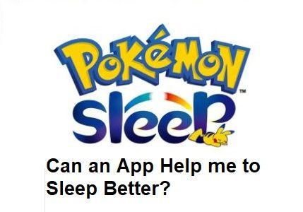 Pokemon Sleep App announcement tweet