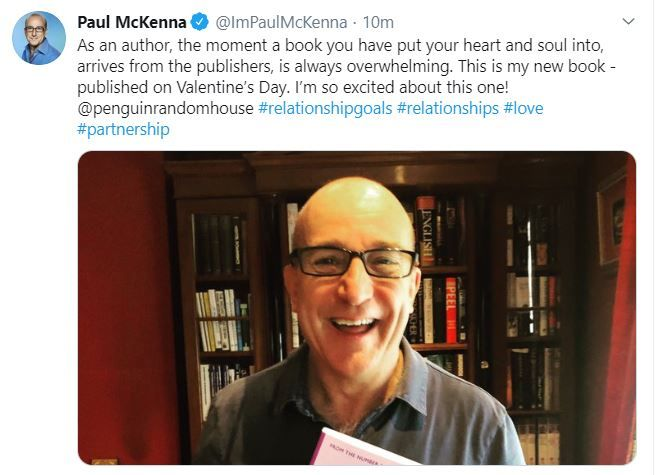 Paul McKenna Book 7 Things that can Make or Break a Relationship Review