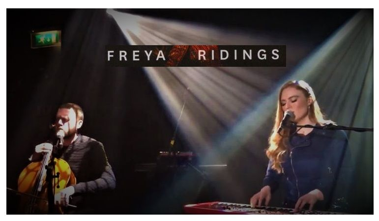 Freya Ridings Hypnosis to lose weight Paul McKenna