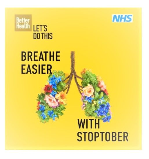 NHS Stoptober Hypnosis to Quit Smoking