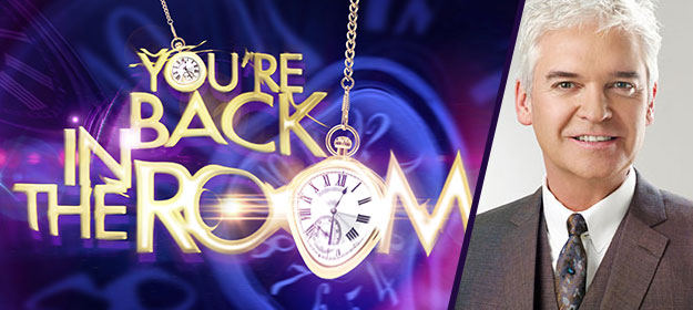 youre back in the room hypnosis game show on itv