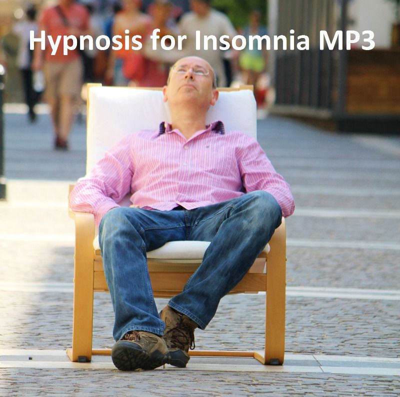 hypnosis for insomnia cover photo